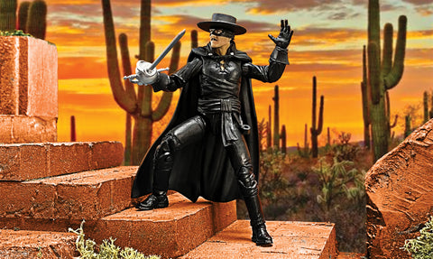 Hero H.A.C.K.S. Zorro - Wave 1