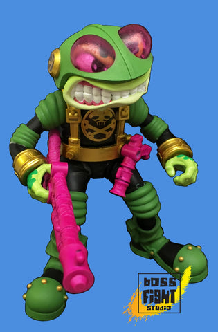 Bucky O'Hare Wave 3 - Storm Toad Trooper