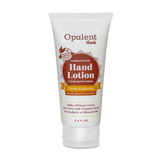 Hand Lotion - Citrus Travel Tube