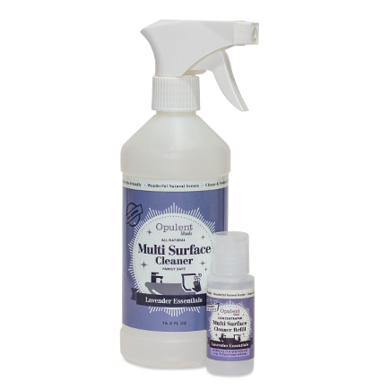 Multisurface Cleaner Starter Kit - Lavender