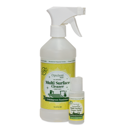 Multisurface Cleaner Starter Kit - Lemongrass