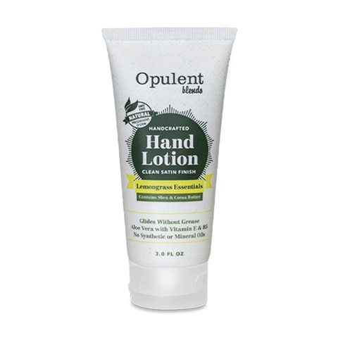 Hand Lotion - Lemongrass Travel Tube