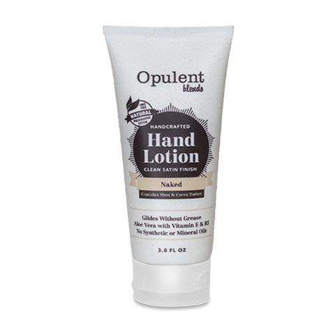 Hand Lotion - Naked Travel Tube