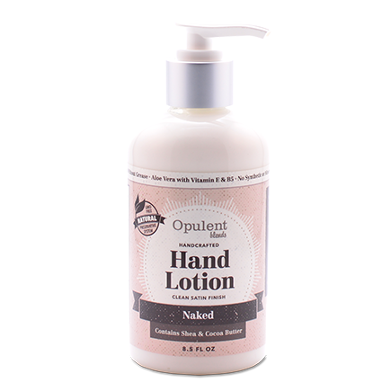 Hand Lotion - Naked