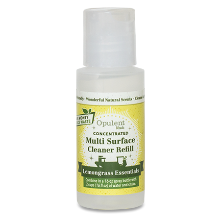 Multisurface Cleaner Refill - Lemongrass