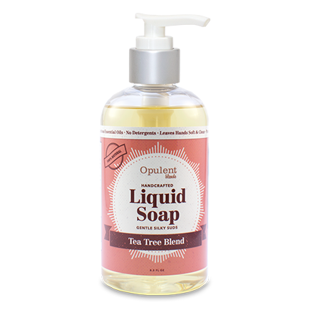 Liquid Soap - Tea Tree