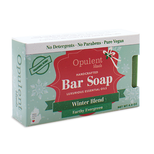 Bar Soap - Winter Blend
