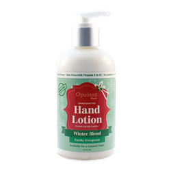 Hand Lotion - Winter Blend
