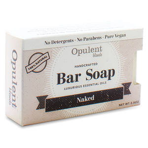 Bar Soap - Naked