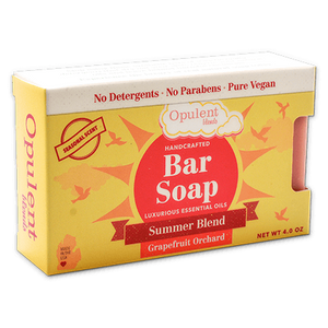 Bar Soap - Summer Blend