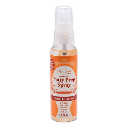 Potty Prep Spray - Full Size - Citrus