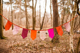 Boho Arrow Bunting Wedding Or Home Decoration