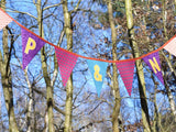 Personalised Wedding Anniversary Bunting