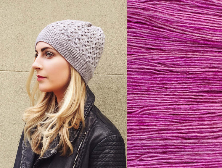 Knitting Kit - Ivey Hat