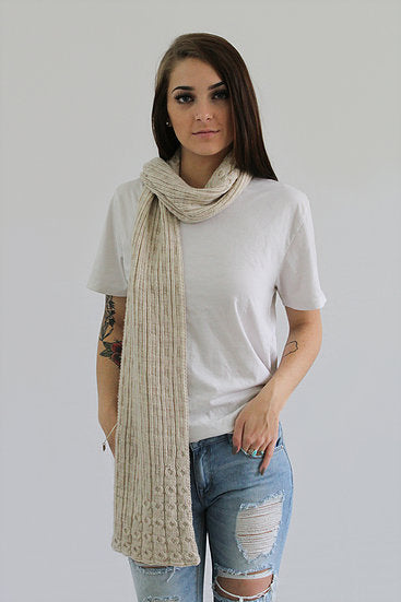 Split Symmetry Scarf
