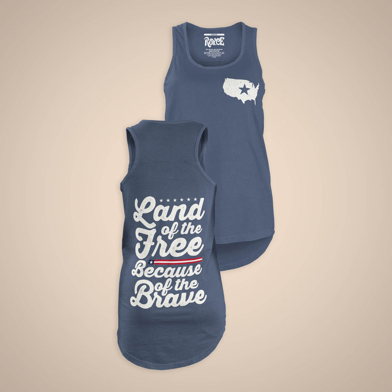 Land of the Free Tank