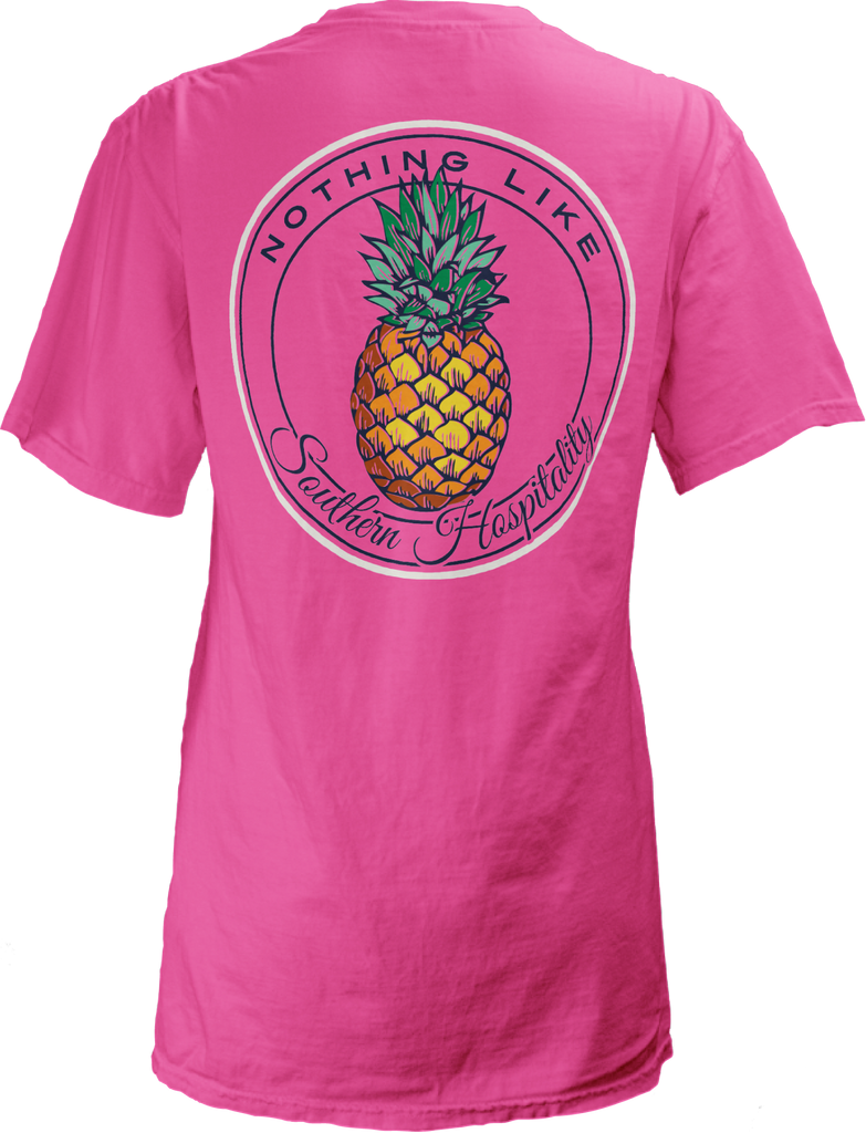 Seabrook Pineapple Tee