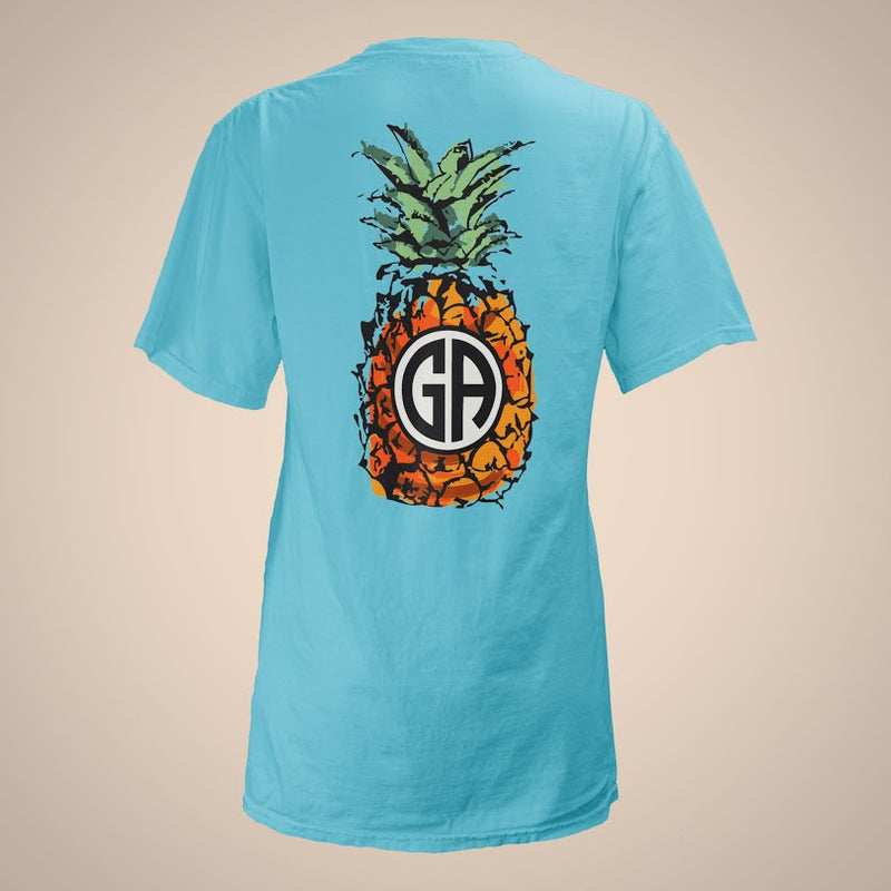 Pineapple Monogram - Georgia