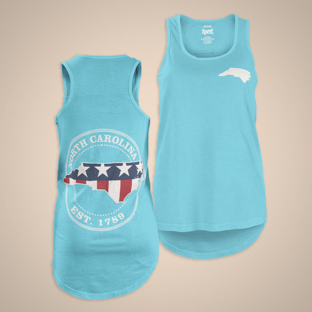 Patriotic State Tank - North Carolina