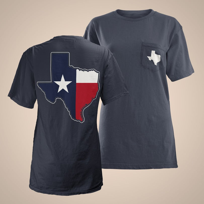 State Flag Fill - Texas