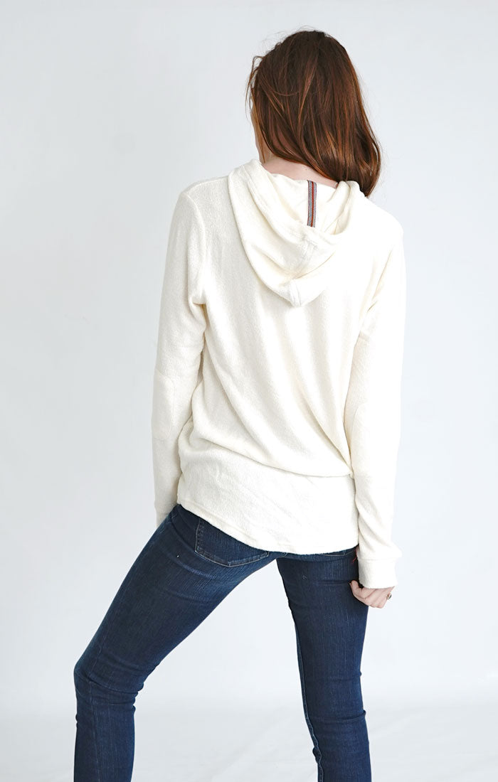 Hooded Cuddle Knit