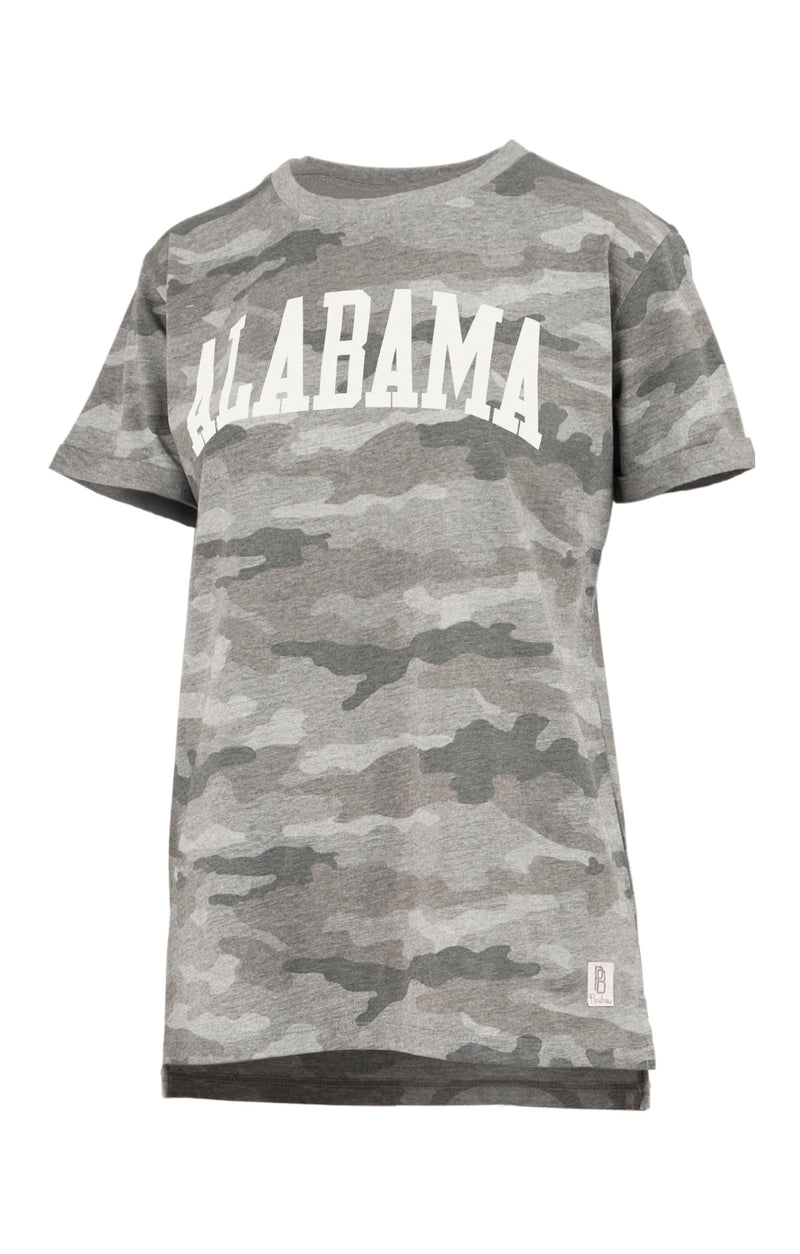 Urban Camo Alabama Vintage Washed Tee