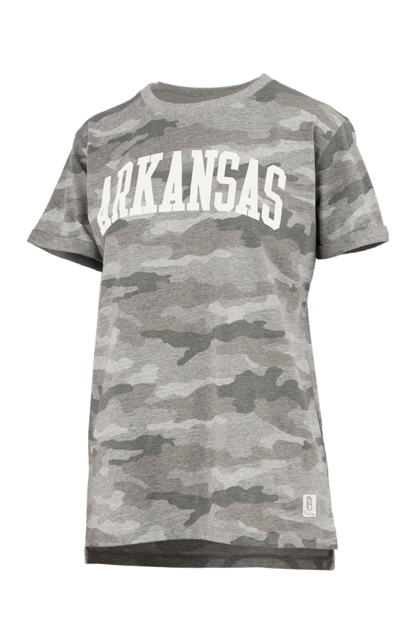Urban Camo Arkansas Vintage Washed Tee
