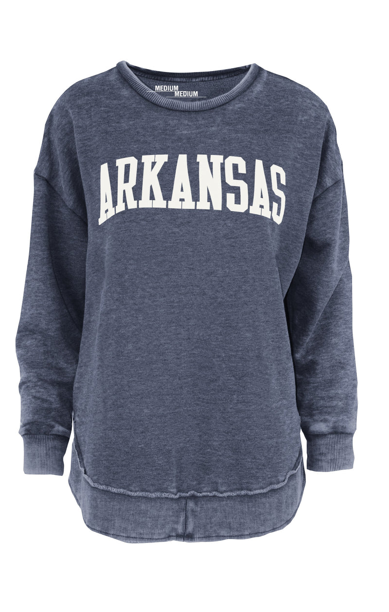 Arkansas Arch Poncho Fleece