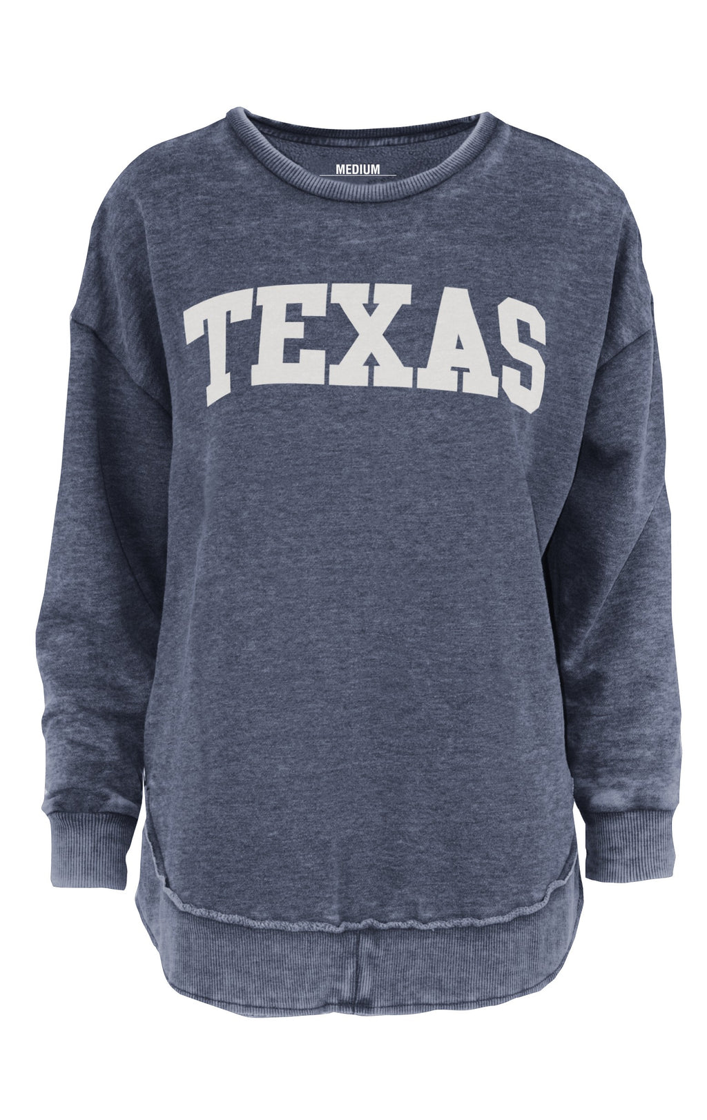Texas Arch Poncho Fleece
