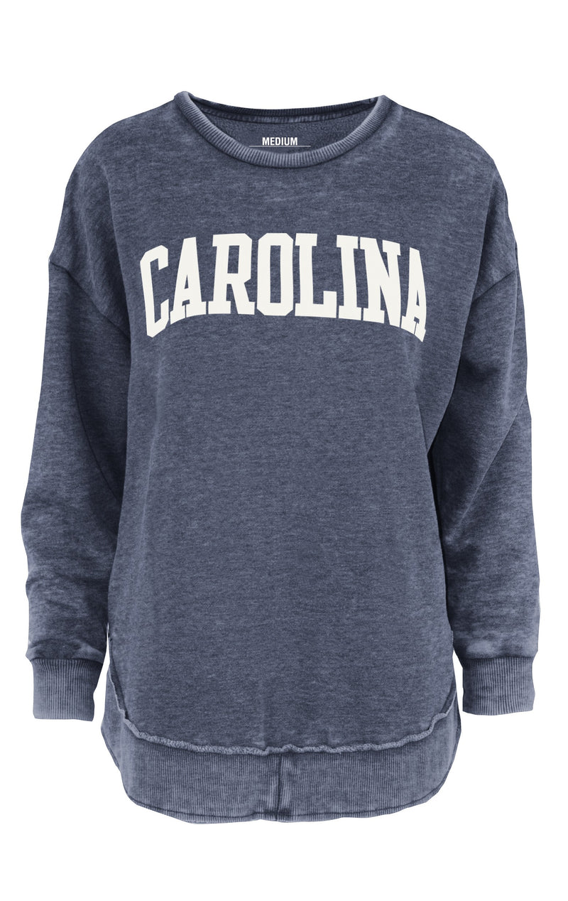 Carolina Vintage Washed Poncho Fleece