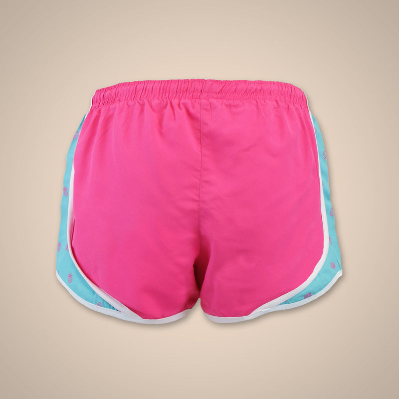 Southern Grace Shorts - Neon Pink