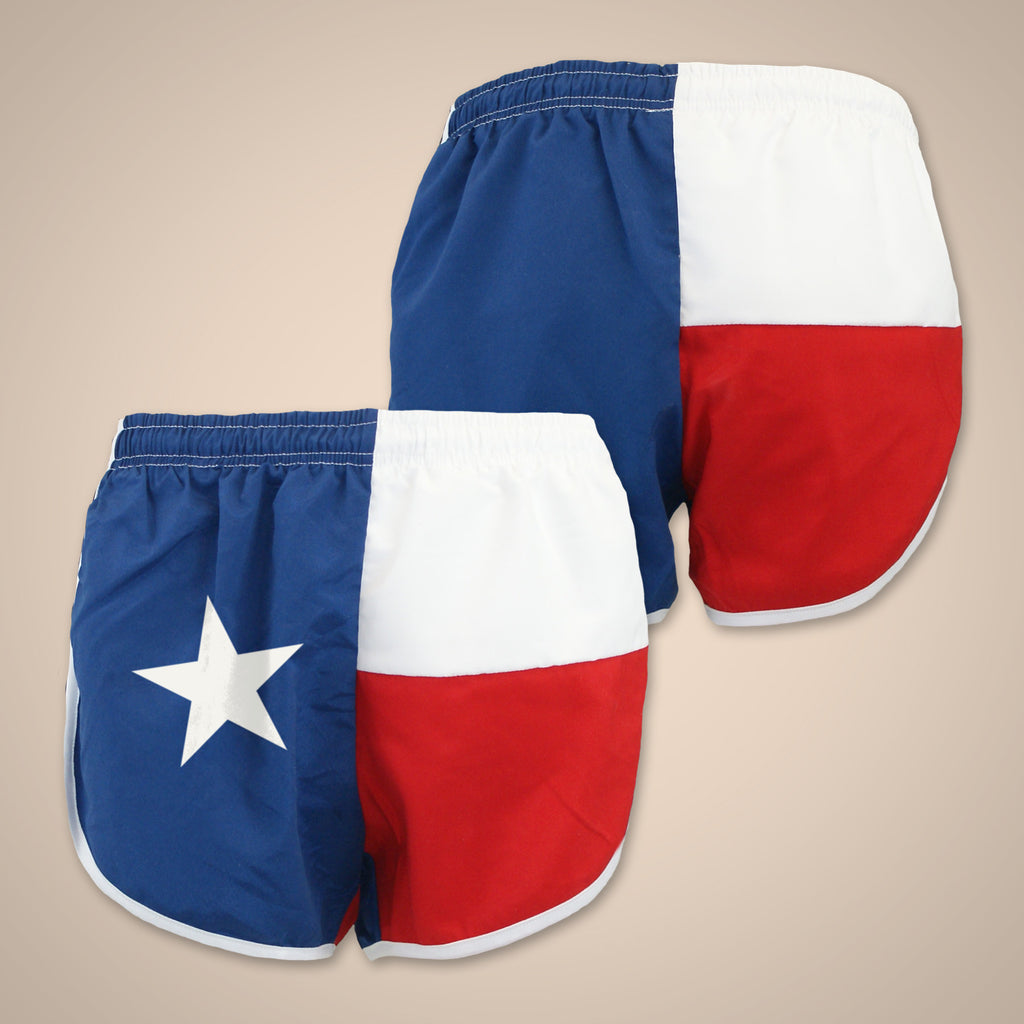 Flag Short - Texas
