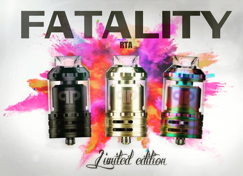 QP Design LIMITED EDITION Fatality RTA