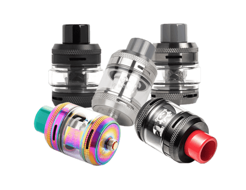 "Hellvape ""Hellcoil"" Subohm tank (CDN equivalent of Fat Rabbit tank)"