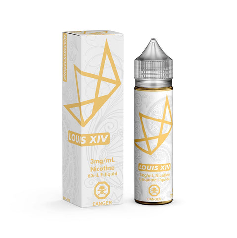 Sovereign Premium eJuice Louis XIV