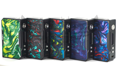 Voopoo Drag Black 157w Regulated box mod