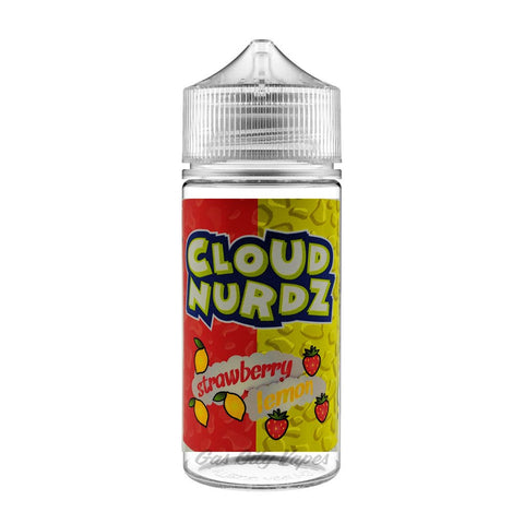 Cloud Nurdz - Strawberry Lemon - 100ml