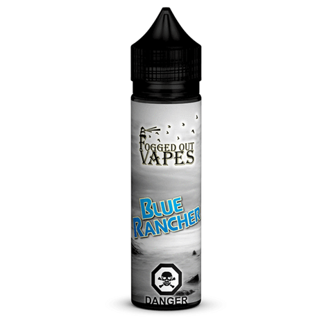 Fogged Out Vapes - Blue Rancher