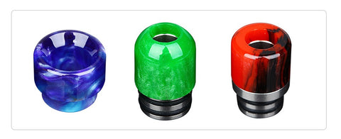 Demon Killer Magic Resin Drip Tips