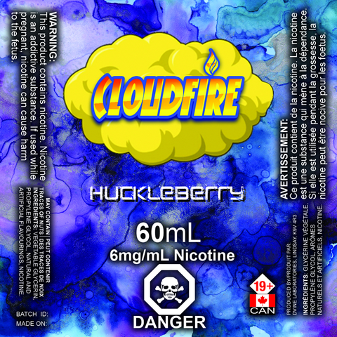 Cloudfire - Huckleberry