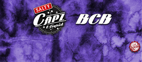 Salty CAPZ by VapeLocal - BCB