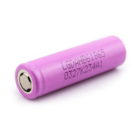 LG HB6 NMC18650 Lithium Ion battery