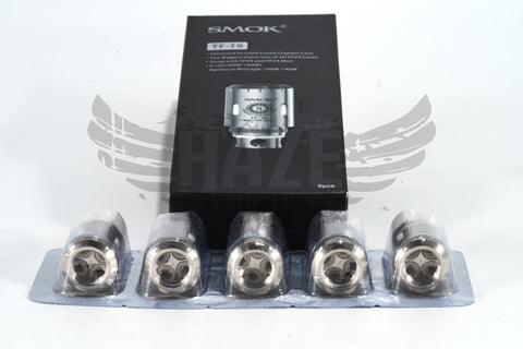 SMOK TFV4 TF-T8 Octuple Fused Clapton Coil (Pkg of 5)