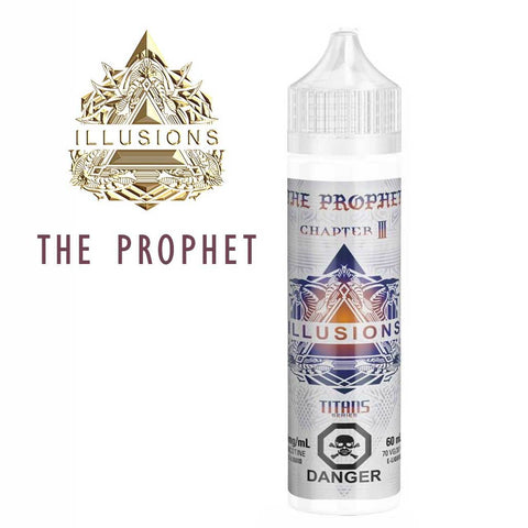 Illusions eliquid - The Prophet