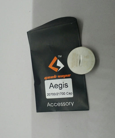 GeekVape Aegis Battery cap for 20700 batteries