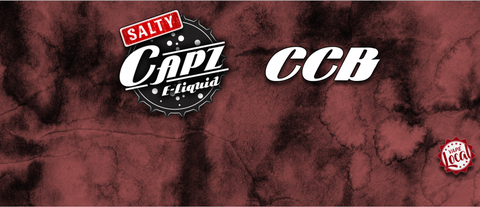 Salty CAPZ by VapeLocal - CCB