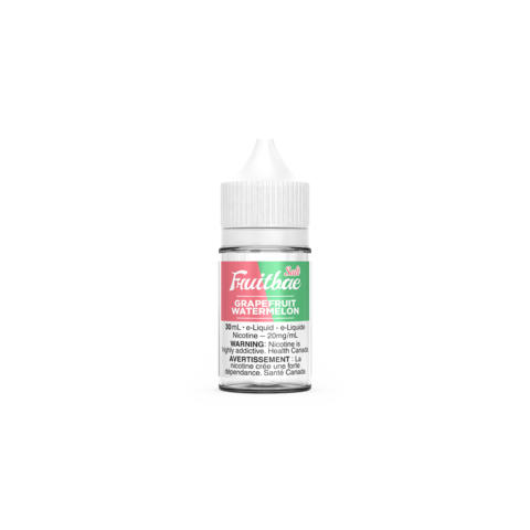 Fruitbae Salt - Grapefruit Watermelon