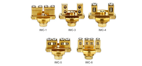IJOY Gold-plated Building Deck for COMBO/Limitless RDTA - IMC-1/2/3/4/5/6/7/8/9