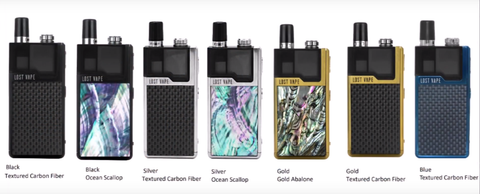 Lost Vape Orion 40W DNA Go AIO Kit