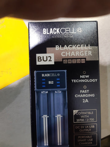 Blackcell BU2 2 Bay 2A charger